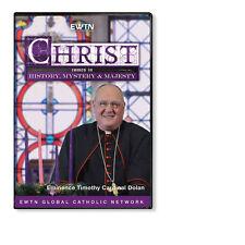 CHRIST COMES IN HISTORY, MYSTERY & MAJESTY W/CARDINAL DOLAN :AN EWTN DVD