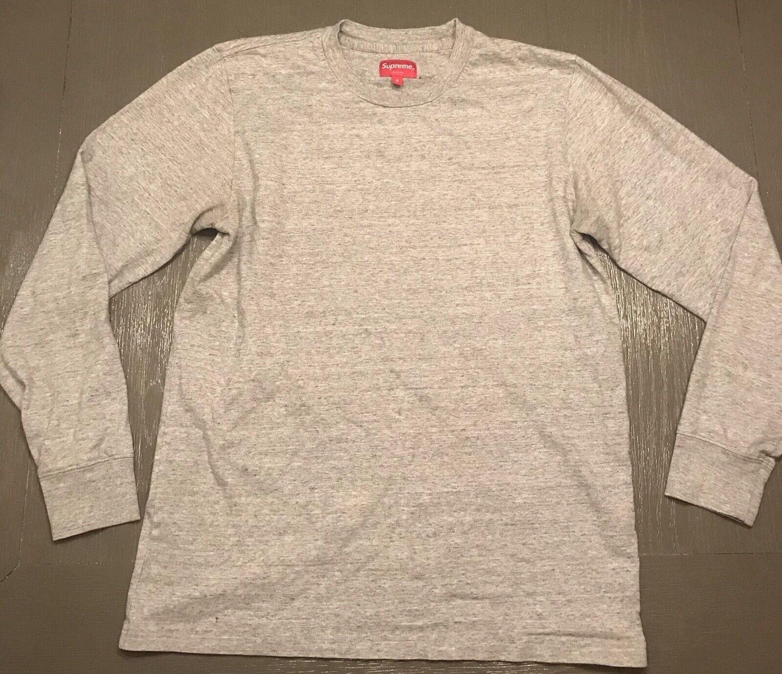 supreme long sleeve t shirt  - image 1