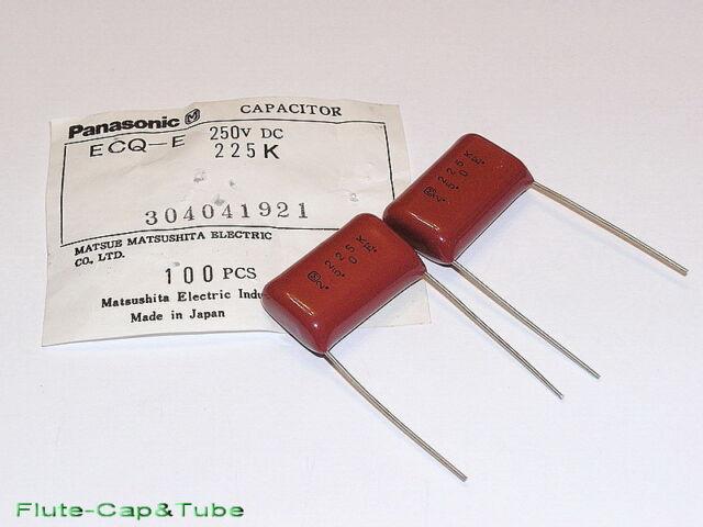 4pcs 475J 250V Audio Capacitor 4.7uF New
