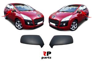 Cubierta de ala izquierda fuera Espejo Trim para Citroen Peugeot C4 Picasso I 1,3008