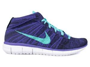 Neu Sneaker Chukka Gr Femmes Violet Free Presto Mid 5 37 Lila Flyknit Nike xwPAtgnq1Z
