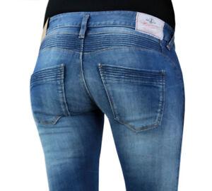 7db7d854685f Details zu HERRLICHER Damen Hüft Jeans MORA SLIM 5314 D9666 634 bliss Denim  Powerstretch