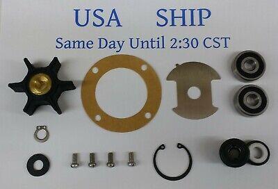 Major Repair Kit for Johnson Raw Sea Water Pump 10-24542-01 Nanni Diesel 5250TDI