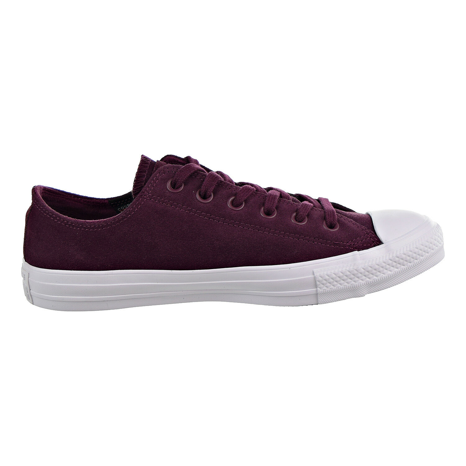 Converse CT All Star Ox Counter Climate Unisex Shoes Dark Sangria/White 157599c