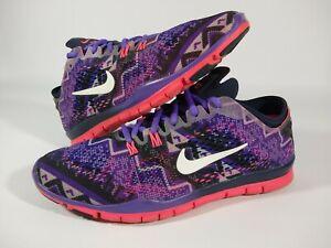 Pesimista Necesitar tira  Nike Free 5 TR FIT 4 mujer Athletic Tenis Zapato de correr TALLA 8.5 | eBay