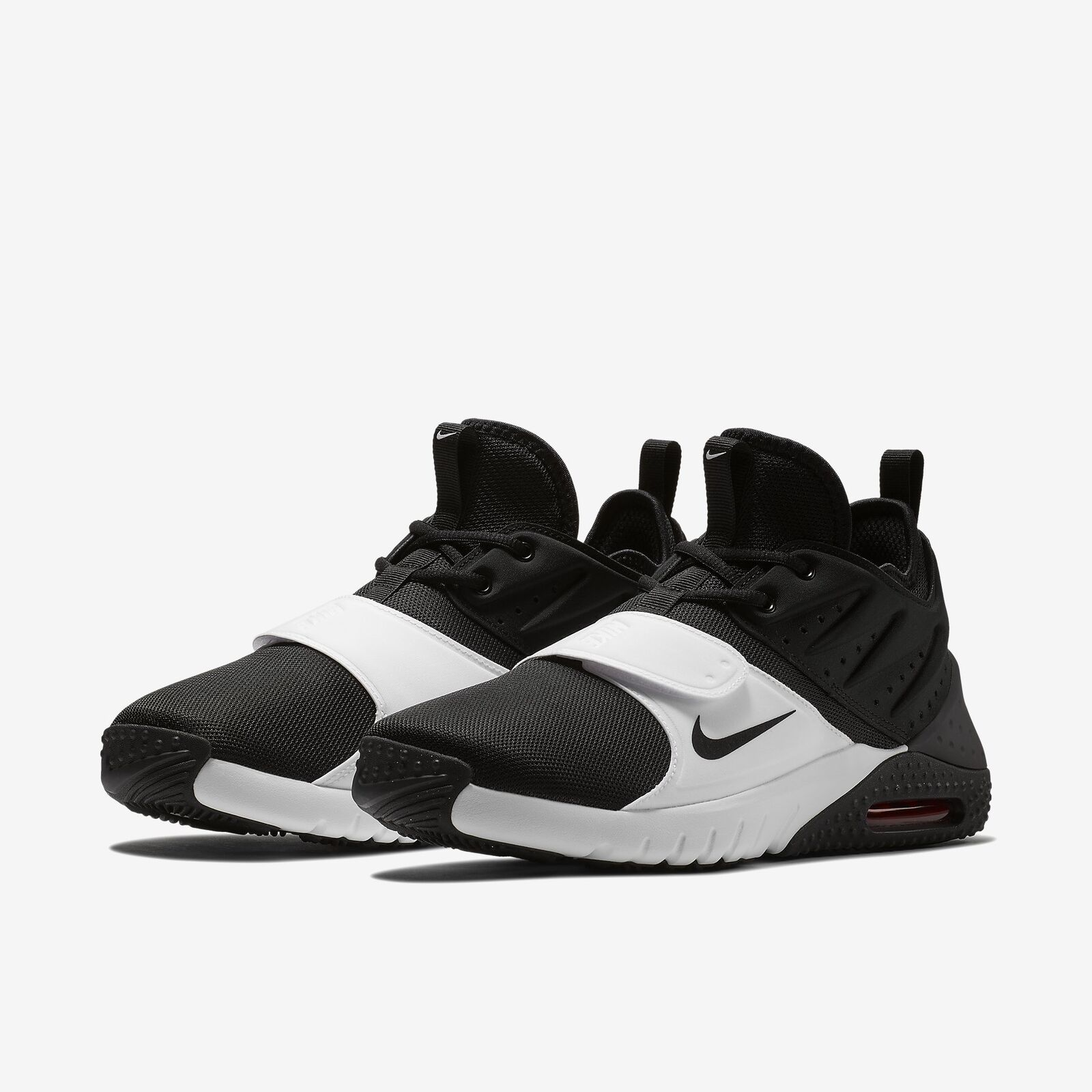 Nike air max allenatore nero / bianco formazione retro croce 1 nuova formazione bianco Uomo 62cdf0