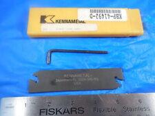New Kennametal Pl Dsb4 340 105 Separator Blade Cut Off Parting 332