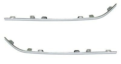 NEW CHRYSLER 300C FRONT BUMPER CHROME TRIM MOLDING RIGHT O//S 2005-2010 4805936AA