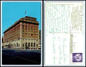 Vintage-Postcard-Hotel-Washington-O33