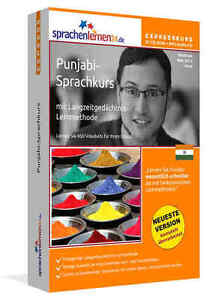 Punjabi-Expresskurs-CD-ROM-MP3-Audio-CD