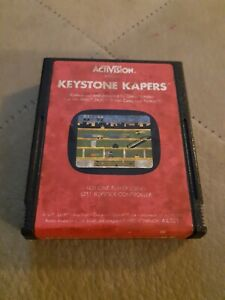 KEYSTONE KAPER by ACTIVISION for Atari 2600 ▪︎ CARTRIDGE ▪︎ FREE SHIPPING ▪︎