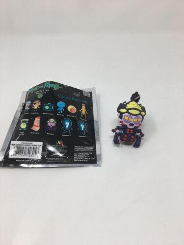 Rick and Morty Collectors Figural Bag Clip Series 2 3 Inch Xenobeth