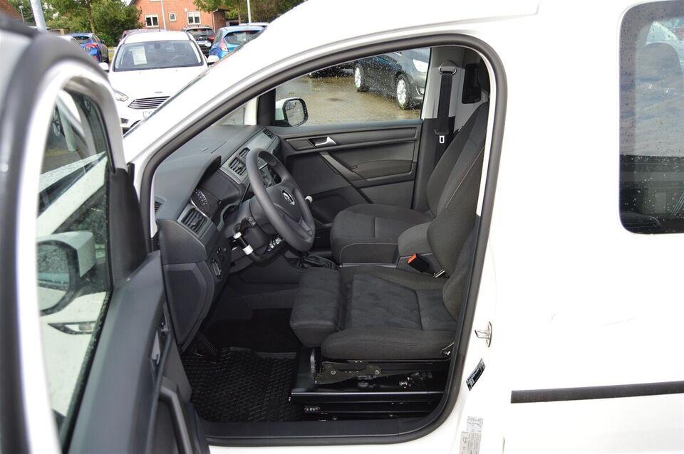 VW Caddy 2,0 TDi 102 Comfortline BMT Diesel modelår 2017 km