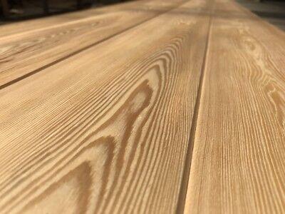 Heimwerker Sibirische Lärche Holz Glattkantbretter Gehobelt Verschalung Fassadenverkleidung Neue Sorten Werden Nacheinander Vorgestellt