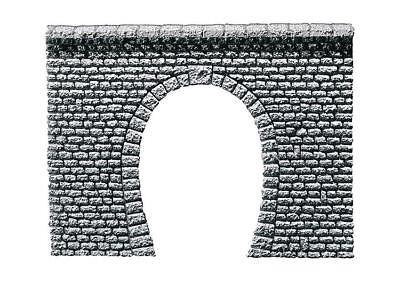 eingleisig Tunnelportal 2 Stück #NEU in OVP# VOLLMER 47811 Spur N
