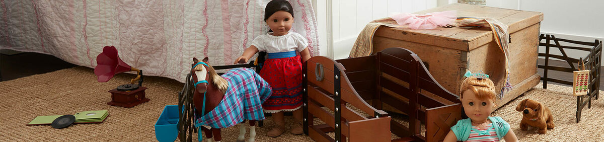 Shop Event A Friend for Your Little One Up to 30% off dolls and more.
