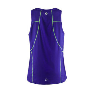 Craft-Focus-Cool-Singlet-Running-Vest-Multisport-Mens-Race-Kit-RRP-35-NOW-9-99