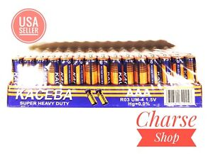 US-WHOLESALE-LOT-Pack-of-60-EXTRA-Heavy-Duty-1-5V-AAA-Batteries-USA-Seller