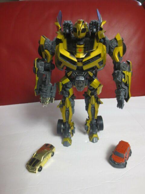 Transformers Bumblebee Battle OPS Metallic-Masterpiece Costco excl. rare