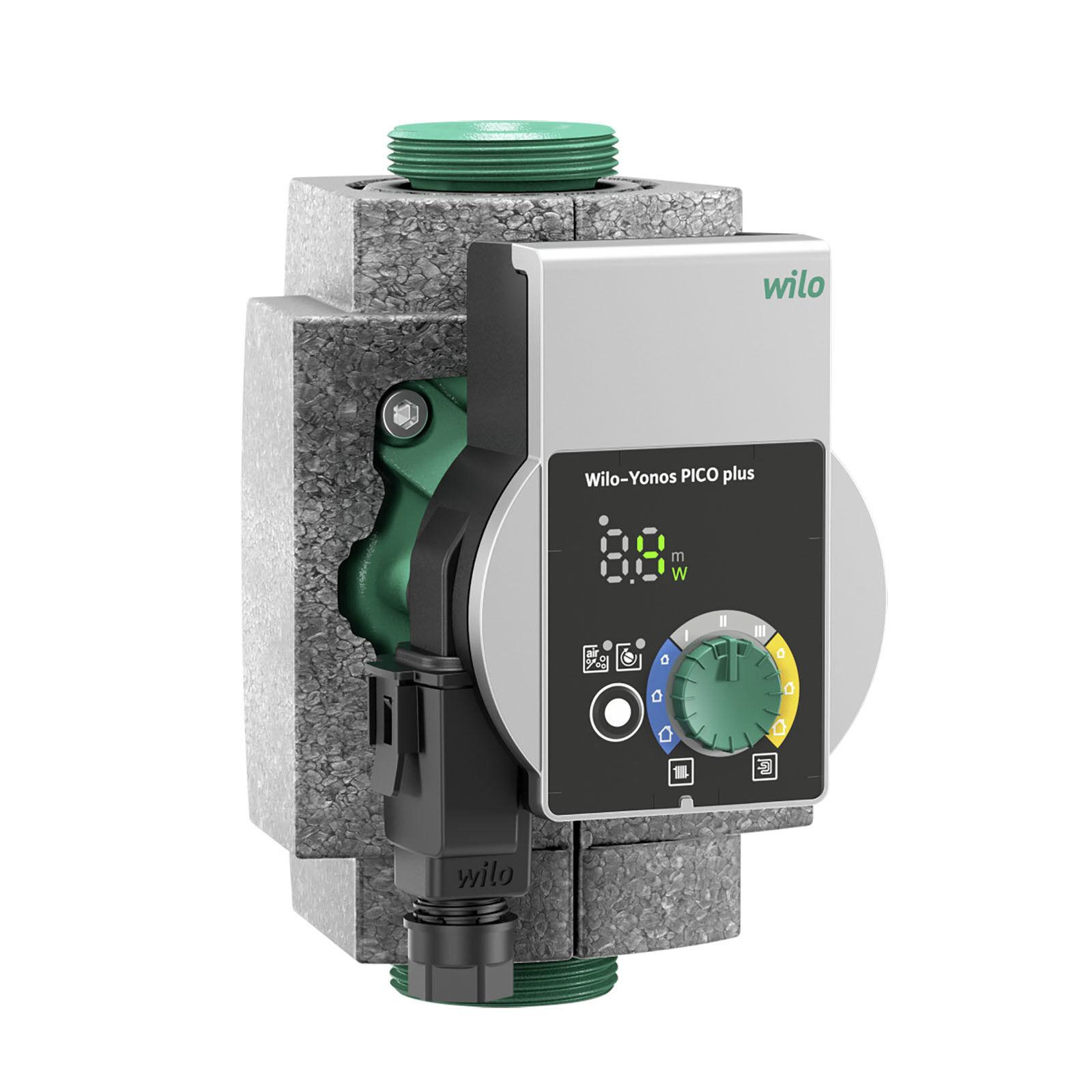Nassläufer-Hocheffizienzpumpe | Yonos PICO plus plus plus 30/1-6 180mm | Wärmedämmschale eaee0f