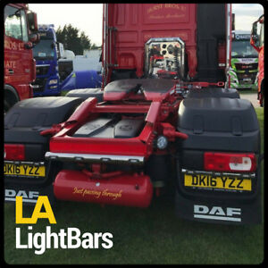 LA LIGHTBARS DAF XF106 CHASSIS BAR - DAF LED LIGHT BAR