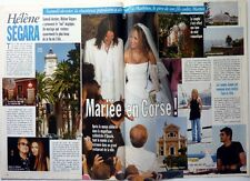 2003: Mariage HELENE SEGARA_AUDREY TAUTOU_MARIE TRINTIGNANT_FLORENT PAGNY_MICHAL