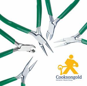 Cooksongold-Essentials-Joyero-De-Alicates-110mm-nariz-plana-nariz-de-cadena-y-mas