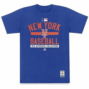 New-York-Mets-MLB-Authentic-T-Shirt-Large