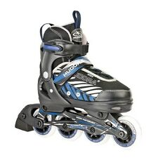 Firefly Kinder Inliner Inlineskates 510 B schwarz blau orange 289654 900 Inline-Skates