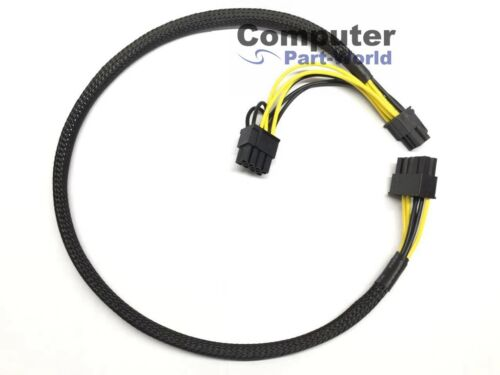 8pin to 6+8pin Power Adapter Cable for HP DL388 G10 and GPU 50cm