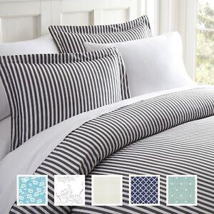 Hotel-Quality-3-Piece-Ultra-Soft-Patterned-Duvet-Cover-Sets-8-Unique-Patterns