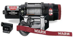 Details about Warn UTV ProVantage 2500 American Sportworks Landmaster 4x4  LM500 13-15