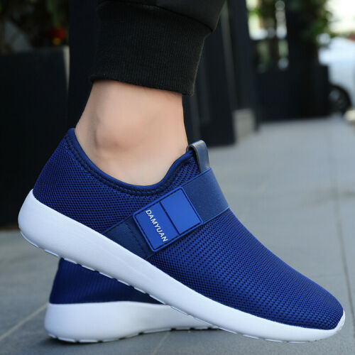 Mens Running Athletic Sneakers Tennis Walking Sports Casual Breathable Shoes