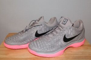 super popular 158f8 f9df1 Image is loading Nike-Air-Zoom-Cage-3-HC-Hard-Court-