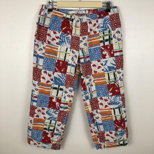 Abercrombie & Fitch Women's Capri Pants Size S Pat