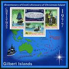Gilbert Islands 1977 Scott # 303a MNH Souvenir Sheet
