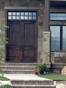 Image Is Loading TUSCAN 6 0x8 0 DOUBLE ENTRY DOOR WITH