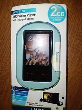 jWIN MP3 Video Player with Touchpad control 2 GB