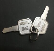 Samsung Sam4s 2424 Cash Register Drawer Keys Set Of 2