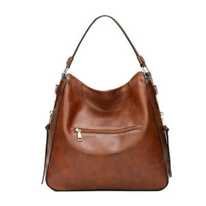 Women-Ladies-Handbag-Leather-Shoulder-Bags-Tote-Purse-Messenger-Hobo-Satchel-Bag
