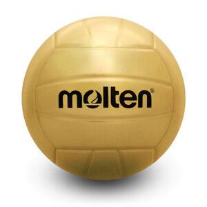Molten-mtv5slgl-gold-presentation-ornementales-trophee-volley-en-cuir
