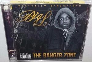 BIG-L-THE-DANGER-ZONE-2011-BRAND-NEW-SEALED-RAP-CD-D-I-T-C-ROC-RAIDA