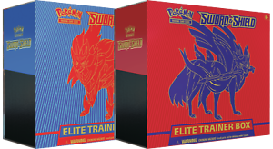 Pokemon-Sword-and-Shield-Elite-Trainer-Boxes-Set-of-2-Sealed