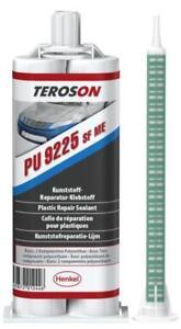 Henkel-TEROSON-PU-9225-SF-ME-Kunststoffreparatur-Klebstoff-Inhalt-50ml