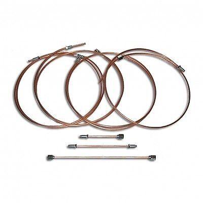 Classic Fiat 500 1957-75 Brake Pipe Set Easy Bend Copper 3//16