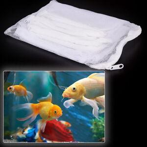 10pcs-filter-media-bags-20-x-15CM-reusable-aquarium-fish-tank-pond-net-mesh-BE
