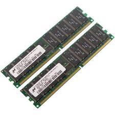 Micron DDR-RAM 1024MB/PC2100R/ECC/CL2.5