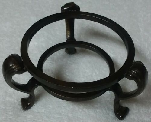 """Votive Candle Stand Brass 3 1//8/"""" Diameter Made in India Brass Art Ware FREE S/&H"""