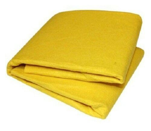"New 20/"" x 24/"" Yellow Camp Towel Non Woven Material # NW2024 US FREE SHIPPING *"