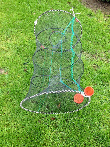 Fish-Trap,Eel Reuse,Bait fish-trap,Trap and Bait container,40x80cm New